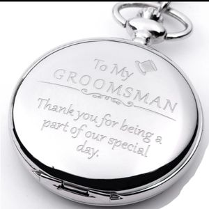 Frederick James Groomsman Pocket Watch